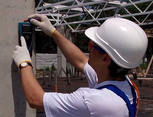 Мониторинг зданий