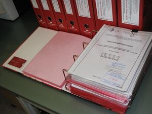 отчетная документация по экспертизе